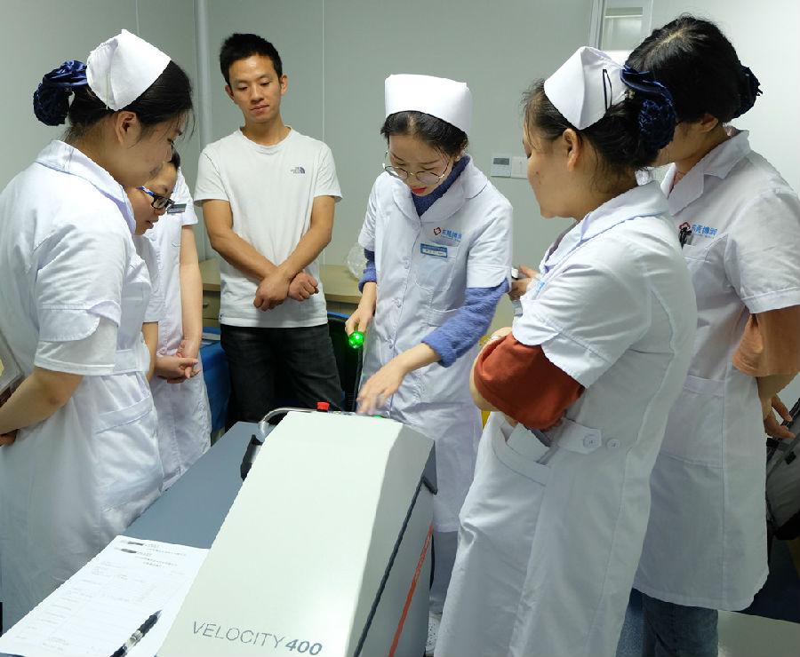 美国308nm准分子激光治疗仪